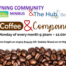 Coffee and Company 20th August 2018
