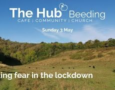 3 May: Fighting fear in the lockdown