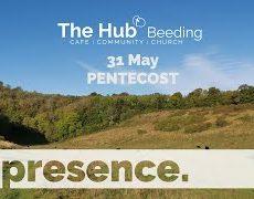 31 May: presence.