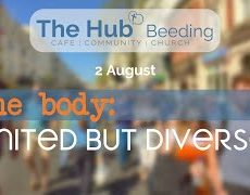 2 August: The Body of Christ, united but diverse