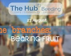 23 August: vine branches – bearing fruit