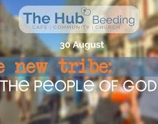 30 August: The New Tribe, the people of God